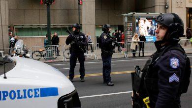 صورة مقتل 4 على يد مشرّد هاجمهم أثناء نومهم جنوب مانهاتن