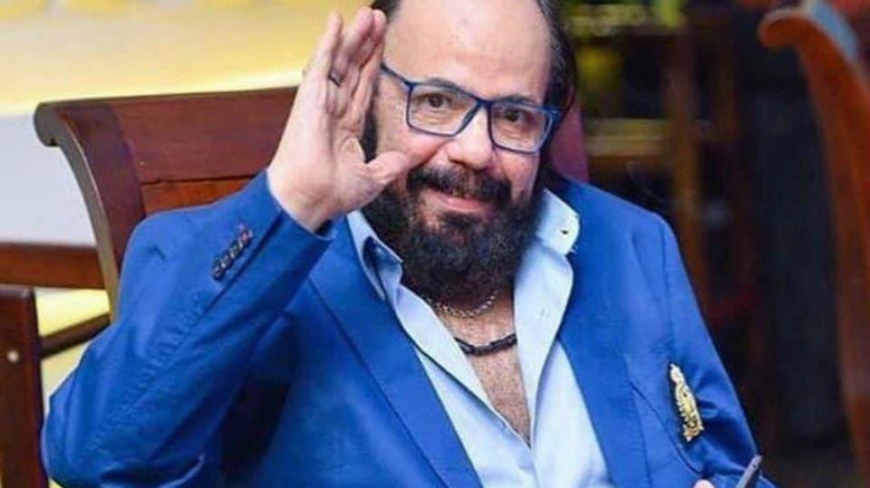وفاة الفنان المصري طلعت زكريا عن عمر يناهز 58 عامًا