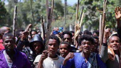 صورة ارتفاع حصيلة قتلى المظاهرات في إثيوبيا إلى 67 قتيلًا