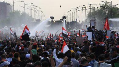 الأجهزة الأمنية العراقية تنفى مسئوليتها عن قتل المتظاهرين