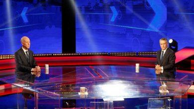 صورة مرشحا الرئاسة في تونس يتفقان على رفض التطبيع ومنع دخول الإسرائيلين
