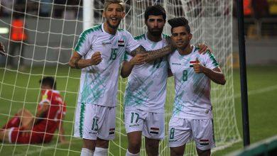 صورة منتخب العراق يخوض مباراته الأولى في البصرة