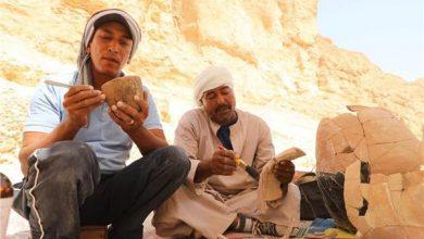 الكشف عن أول منطقة صناعية فرعونية في مصر