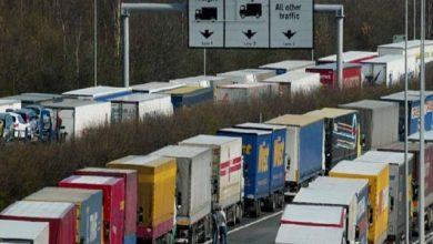 """صورة شركات بريطانية تخزّن البضائع خوفًا من فوضى """"بريكست"""""""