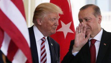 صورة ترامب يعلن موعد زيارة أردوغان لواشنطن رغم تهديده