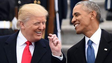 صورة تعرف على الفرق بين ترامب وأوباما في الإعلان عن مقتل البغدادي وبن لادن