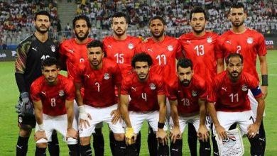 صورة مصر تخرج من قائمة أفضل 50 منتخبًا فى تصنيف الفيفا
