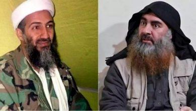 صورة صدق أو لا تصدق: أسامة بن لادن حي.. وكذلك البغدادي!!