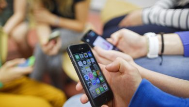رسائل غامضة لمستخدمي الهواتف المحمولة تثير الخوف في أمريكا