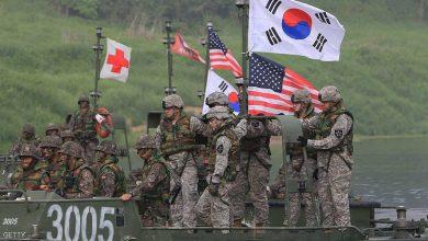 صورة ترامب يطالب بنحو 500% أكثر من سيؤول كتكاليف بقاء القوات