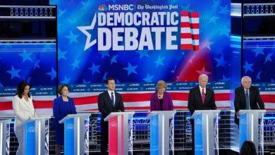 صورة انتخابات الرئاسة الأمريكية.. 18 ديمقراطيًا و3 جمهوريين في السباق