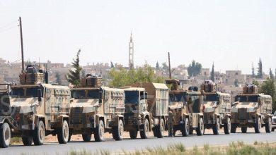 20 شاحنة عسكرية أمريكية تعبر الحدود السورية العراقية