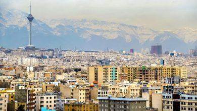صورة هلع إيران من صحوة المواطنة في طرفي هلالها