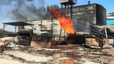 صورة مصرع 22 بينهم 4 مصريين في انفجار بمصنع سيراميك في السودان