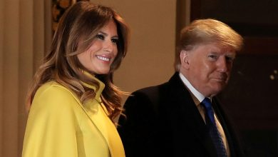 صورة البيت الأبيض يكشف سرًا يتعلق بعلاقة ترامب بزوجته ميلانيا