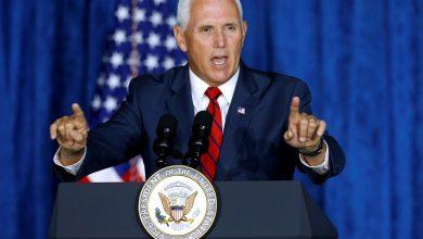 بنس: الديمقراطيون يسعون للانقلاب على حكم ترامب منذ اليوم الأول