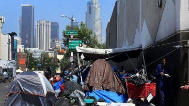 3 مليارات دولار لإنشاء مدينة لإيواء المشردين في كاليفورنيا
