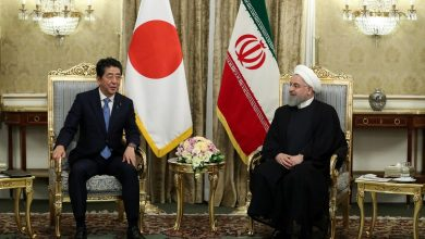 صورة إيران تكشف علاقة زيارة روحاني لطوكيو بالمفاوضات مع أمريكا