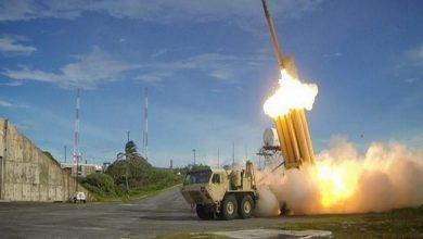 الجيش الأمريكي يختبر إطلاق صاروخ باليستي قبالة ساحل كاليفورنيا