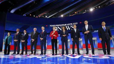 صورة تأهل 6 مرشحين ديمقراطيين للمناظرة النهائية في ولاية آيوا