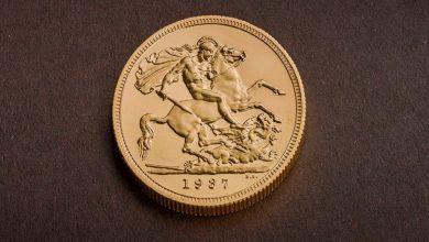 صورة بيع عملة بريطانية نادرة بـ1.3 مليون دولار