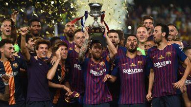صورة الأربعاء.. انطلاق نسخة تاريخية من كأس السوبر الإسباني بالسعودية
