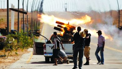 صورة تعثر اتفاق وقف إطلاق النار بين حفتر والسراج