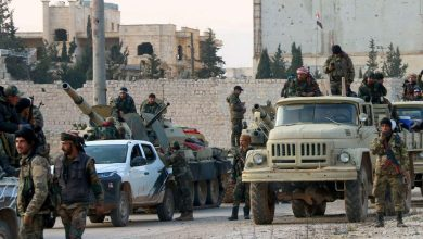 صورة بوادر حرب بين روسيا وتركيا في إدلب ونزوح 900 ألف شخص