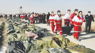 صورة إيران تعرض 80 ألف دولار كتعويض لكل ضحية بالطائرة الأوكرانية
