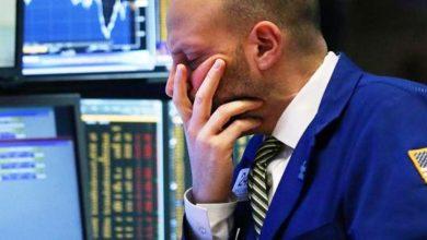 أسهم أمريكا تواصل خسائرها الحادة.. ورئيس الفيدرالي: اقتصادنا بخير!