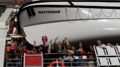 """صورة ترامب يشكر كمبوديا على استقبالها سفينة """"ويستردام"""""""