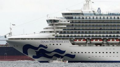 كورونا يهاجم سفينة سياحية على متنها 428 أمريكيًا