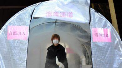 """صورة جولة في شوارع الصين.. كيف يعيش الناس وسط مخاطر """"كورونا""""؟"""