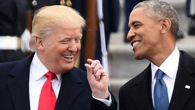 صورة ترامب أم أوباما.. من صاحب الفضل في النمو الاقتصادي الأمريكي؟!
