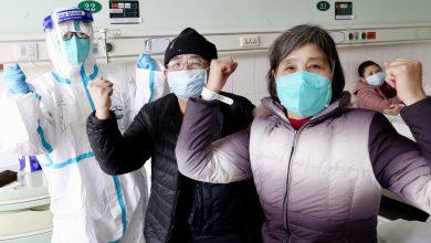 صورة شفاء أول حالة انتقال فيروس كورونا من شخص لآخر في أمريكا