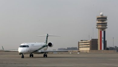 إخلاء طائرة عراقية في مطار بغداد بعد بلاغ بوجود متفجرات