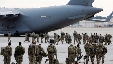 القوات الأمريكية تبدأ في الانسحاب من أفغانستان