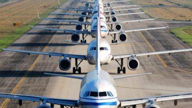 صورة كورونا يشل حركة الطيران عربيًا وعالميًا والخسائر قد تتجاوز 100 مليار دولار