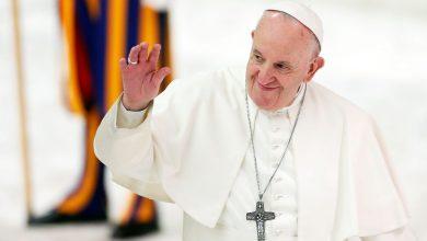 صورة التحاليل تؤكد عدم إصابة بابا الفاتيكان بفيروس كورونا
