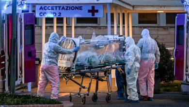 صورة مسئول إيطالي: عدد إصابات كورونا في البلاد قد يتجاوز 600 ألف