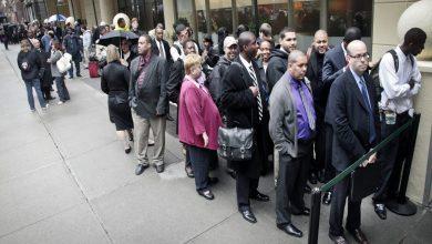 صورة تراجع في طلبات إعانة البطالة وتباطؤ في تعافي سوق العمل