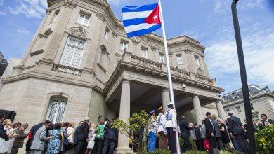 ضبط شخص أطلق النار على سفارة كوبا في واشنطن