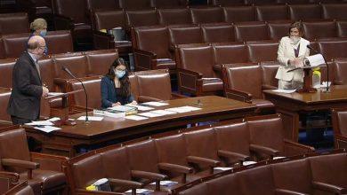 صورة الكونجرس يقر تمويلًا جديدًا بـ480 مليار دولار لمواجهة تداعيات كورونا