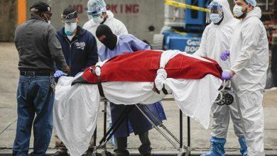وفيات كورونا في نيويورك تتجاوز عدد قتلى 11 سبتمبر