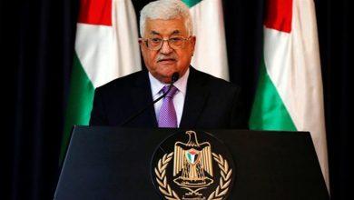 صورة فلسطين تهدد بإلغاء جميع الاتفاقيات مع أمريكا وإسرائيل