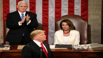 صورة كورونا يتسبب في أزمة بين ترامب والكونجرس قبل استئناف أعماله