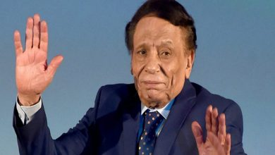 """الزعيم """"عادل إمام"""" يحتفل بعيد ميلاده الـ80"""