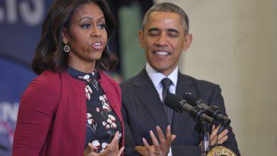 صورة ميشيل أوباما: لا أستطيع الانتظار حتى أسمع الحلقة الأولى من برنامجي غدًا