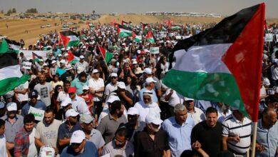 صورة تحية الشرف والمروءة للمنتصرين لغزة