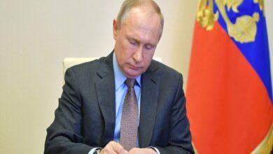 """""""بوتين"""" يكتب مقالة تاريخية طويلة في مجلة أمريكية"""